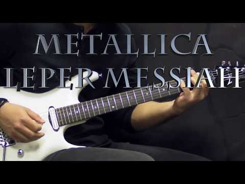 Metallica - Leper Messiah (RHYTHM) - Metal Guitar Lesson (w/Tabs)