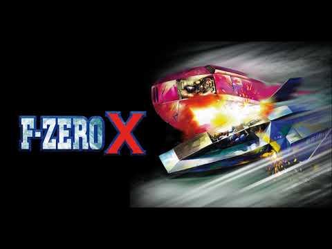 F-Zero: X - 'Death Wind' (placeholder name) - New Version DEMO