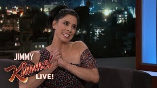 Sarah Silverman on Ex-Boyfriends and Dating