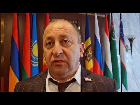 Армен Мартоян (Самвел) про Крым и Арцах - Нагорный Карабах