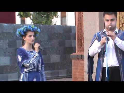 Лиана Сафарян армянская песня (Ампи такиц джуре галис)