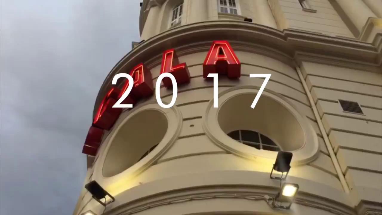 Lux Lisbon - Scala and Bush Hall - Fan Footage