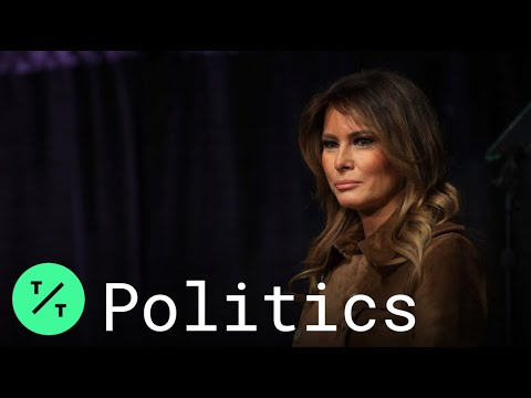 Melania Trump Is Booed While Addressing Students in ...