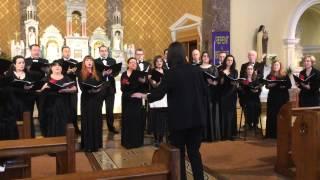 Sing Joyfully by William Byrd. YouTube Thumbnail