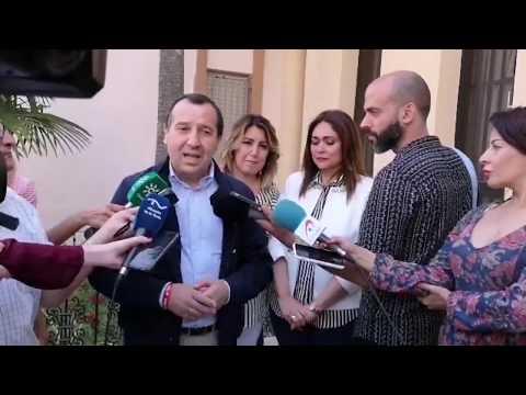 José Luis Ruiz Espejo, a propósito de la presentación de la candidatura de Mikaela García a la alcaldía de Alhaurín de la Torre