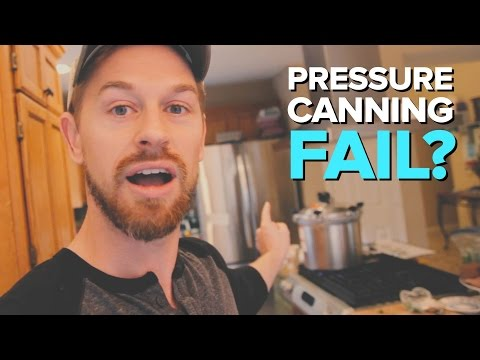 Yes You Can CAN!  How We Can Meat In An All American Pressure Canner