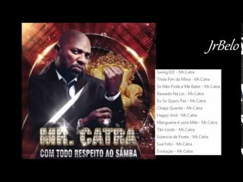 cd completo mr catra 2012