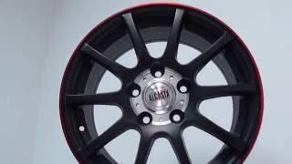 Литые диски ALCASTA R16 на Honda(Выполненный заказ Литые диски ALCASTA M17 R16 на Honda Цена - 3600 руб. Интернет-магазин