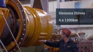Siemens Dump Truck Entered in Guinness Book of Records