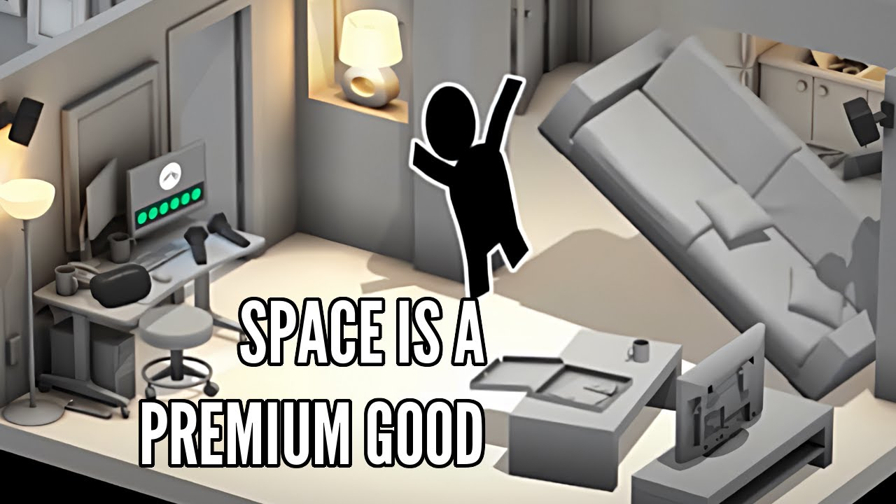 Virtual Reality Critique: Space is a Premium Good