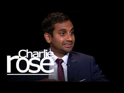 Aziz Ansari: Real Self vs. 'Phone Self' (Jun 23, 2015) | Charlie Rose