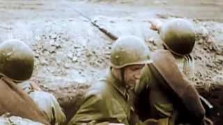 Видео кадры из хроники второй мировой войны!