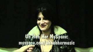Download Chaos Tube: Camila Grey interview  in Finland - part I MP3 song and Music Video