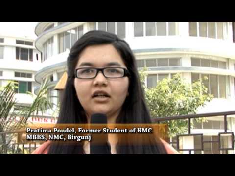 Kathmandu Model College (KMC),  feature and success story