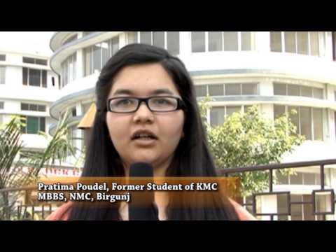 Kathmandu Model College (KMC),  feature and success story