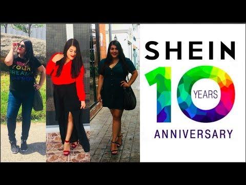 SHEIN 10th ANIVERSARIO/COMO COMPRAR EN EL APP♥/Vanessa Suárez♥