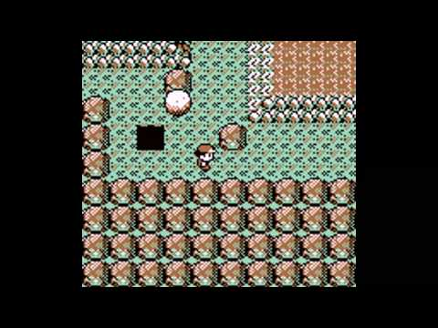 Pokemon Blue Walkthrough - 40 - Strength And Seafoam Island
