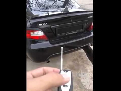 Raqam yashiruvchi Chevrolet Nexia GM Uzbekistan