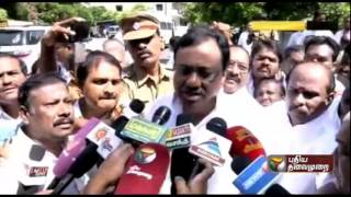 Chances of an alliance government in the upcoming elections bright says EVKS Elangovan spl hot tamil video news 01-09-2015