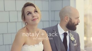 Repeat youtube video Nataly + Jack Wedding Film (Pomplamoose)