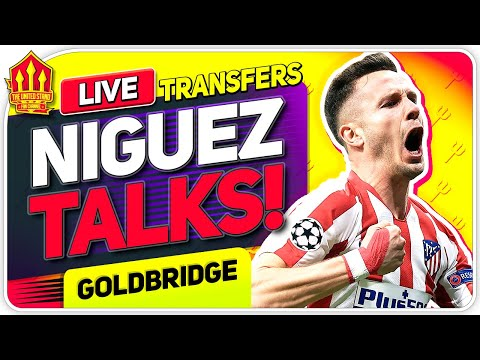 NIGUEZ TRANSFER TALKS! Man Utd Transfer News