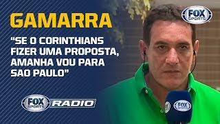 """""""O DRIBLE NÃO É DESRESPEITO"""": Gamarra participa do """"Fox Sports Rádio"""""""