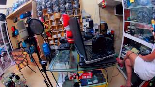 Test Combo Mic thu âm BM 800 + Sound XOX K10 Giá 1tr140k rẻ nhất Free Ship Hà Nội và  Toàn quốc