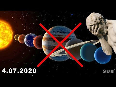 ПАРАД ПЛАНЕТ в июле 2020 года. ГДЕ ПЛАНЕТЫ?