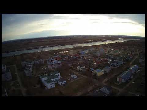 Кострома Волжский весна лето с высоты птичьего полёта ....