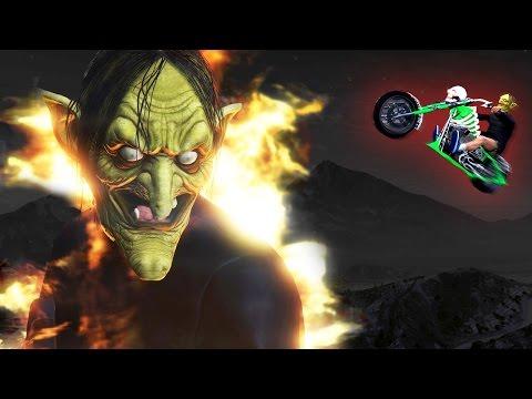 SCARY GTA HALLOWEEN DLC! (GTA 5 Funny Moments)
