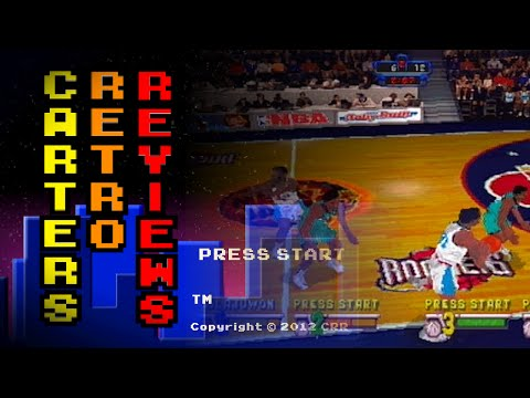 Carters Retro Reviews - NBA Jam Extreme / Sega Saturn