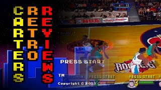 Carters Retro Reviews - NBA Jam Extreme / Sega Saturn