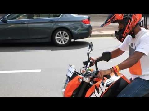 KTM Duke in Colombo SL