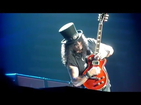 Guns N'Roses-This I love-Las Vegas-2016-04-09