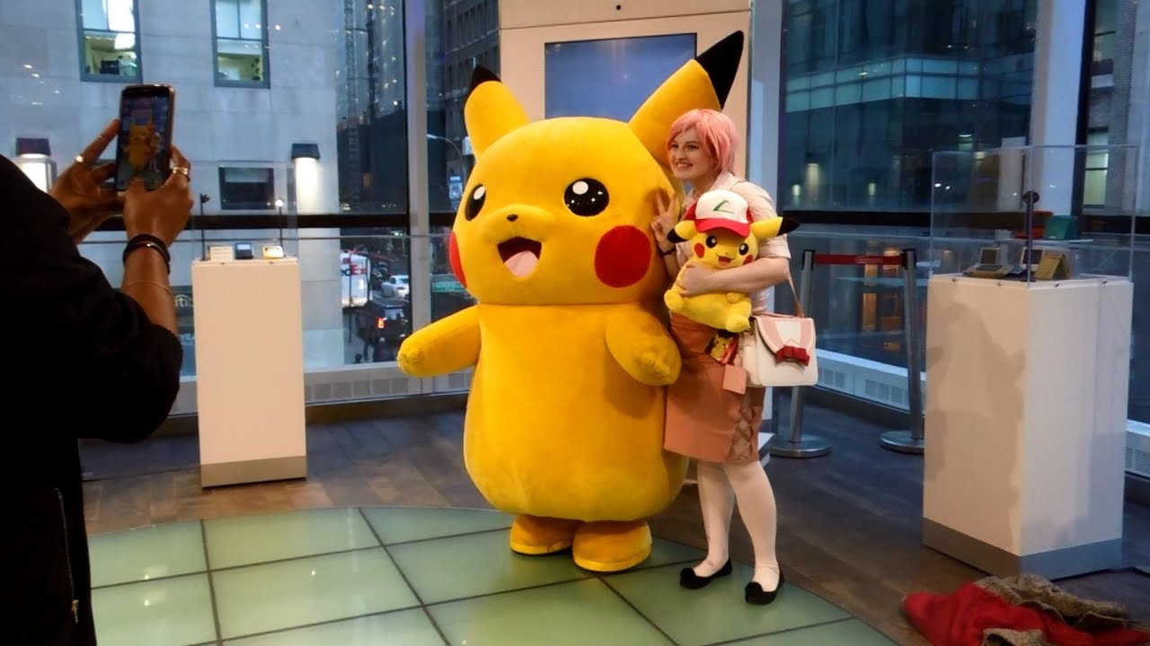 Pokémon Day 2018 at Nintendo NY