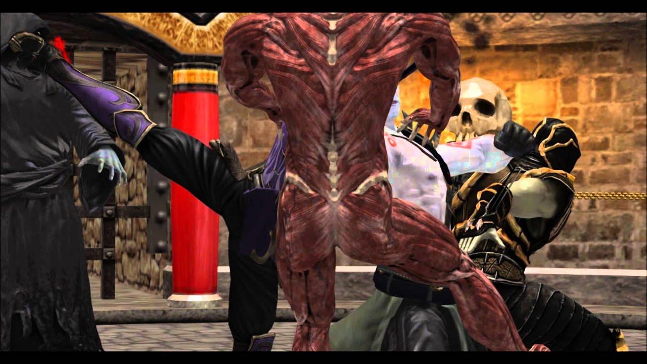 Mortal kombat xnalara animation youtube mortal kombat xnalara animation ccuart Gallery