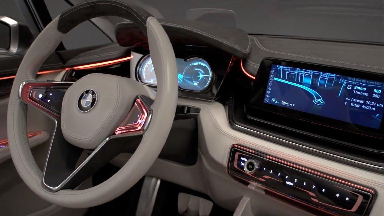 Wonderful ▻ BMW Concept Active Tourer   INTERIOR   YouTube