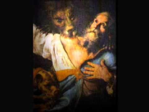St. Ignatius of Antioch's last letter before death 107bc