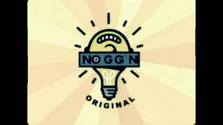 noggin and nickjr logo collection reversed slowing down
