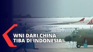 WNI dari China Tiba, Seperti Ini Suasana Bandara Hang Nadim Batam