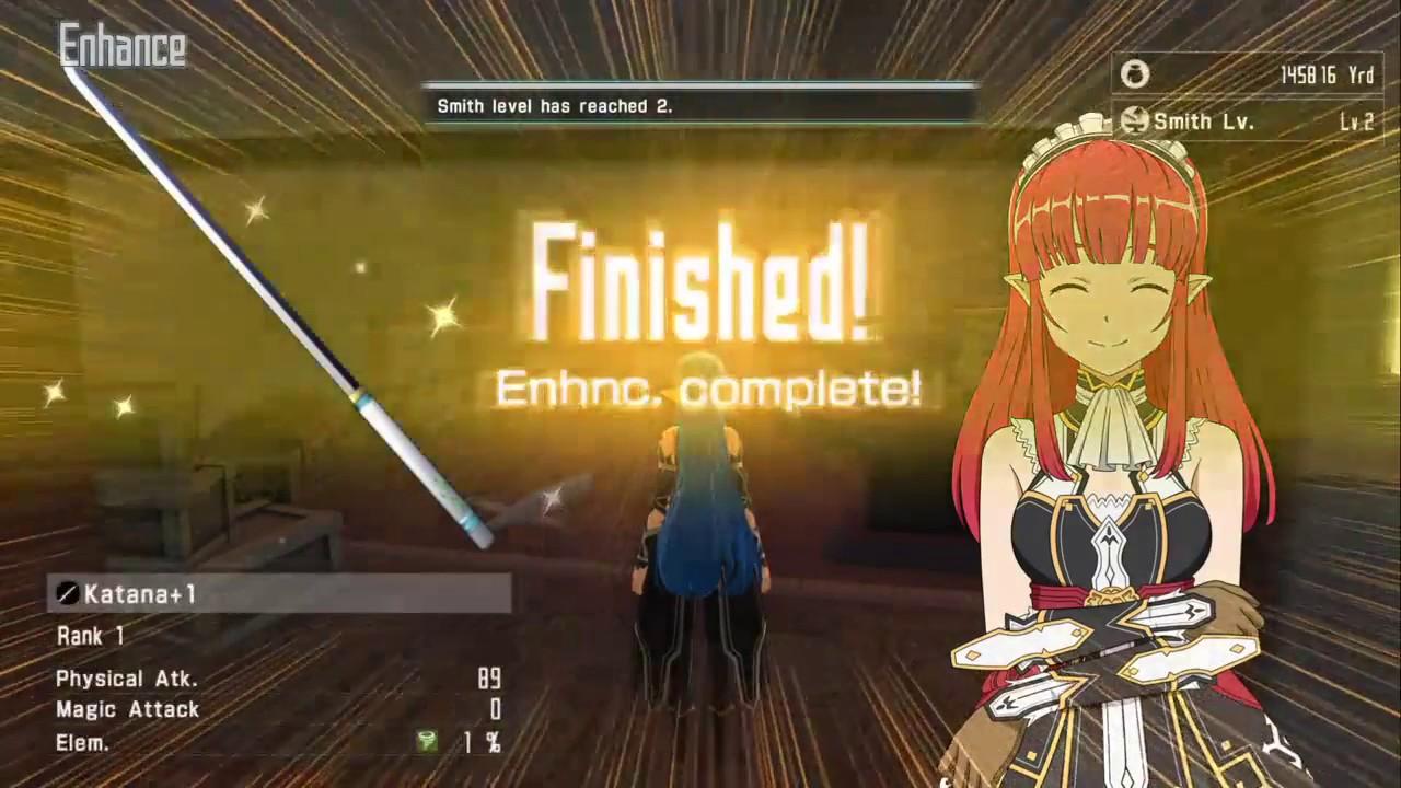 Accel World vs Sword Art Online - Walkthrough 12 - Episode 11 - YouTube
