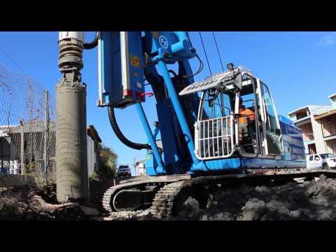 Drilling Equipment Soilmec SR-30 with EN16228