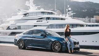 MONACO ROADTRIP WITH THE BMW M4! VLOG #195
