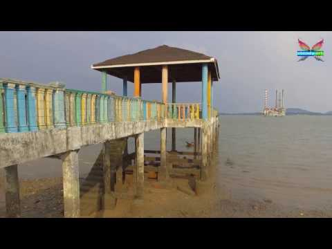 Nice Kampung Tanjung Langsat Pasir Gudang【DJI Aerial Drone Filming】
