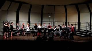I Sing, You Sing - CCHS Union Street Jazz 2015-12-09