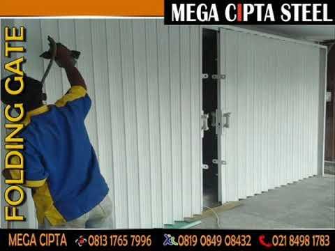 FOLDING GATE PVC ROLLING DOOR PONDOK GEDE JATIWARINGIN JATIASIH ...