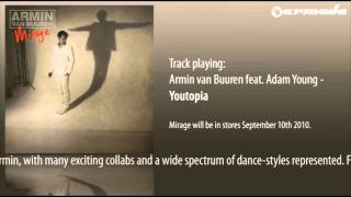 Armin van Buuren feat. Adam Young - Youtopia