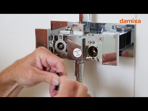 Damixa G Type.Damixa G Type Thermostat Service Movie Youtube