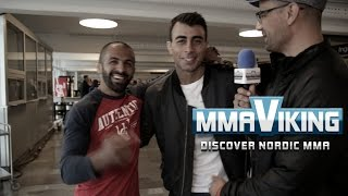 Bilal Musa IRFA 8 Pre Fight Interview