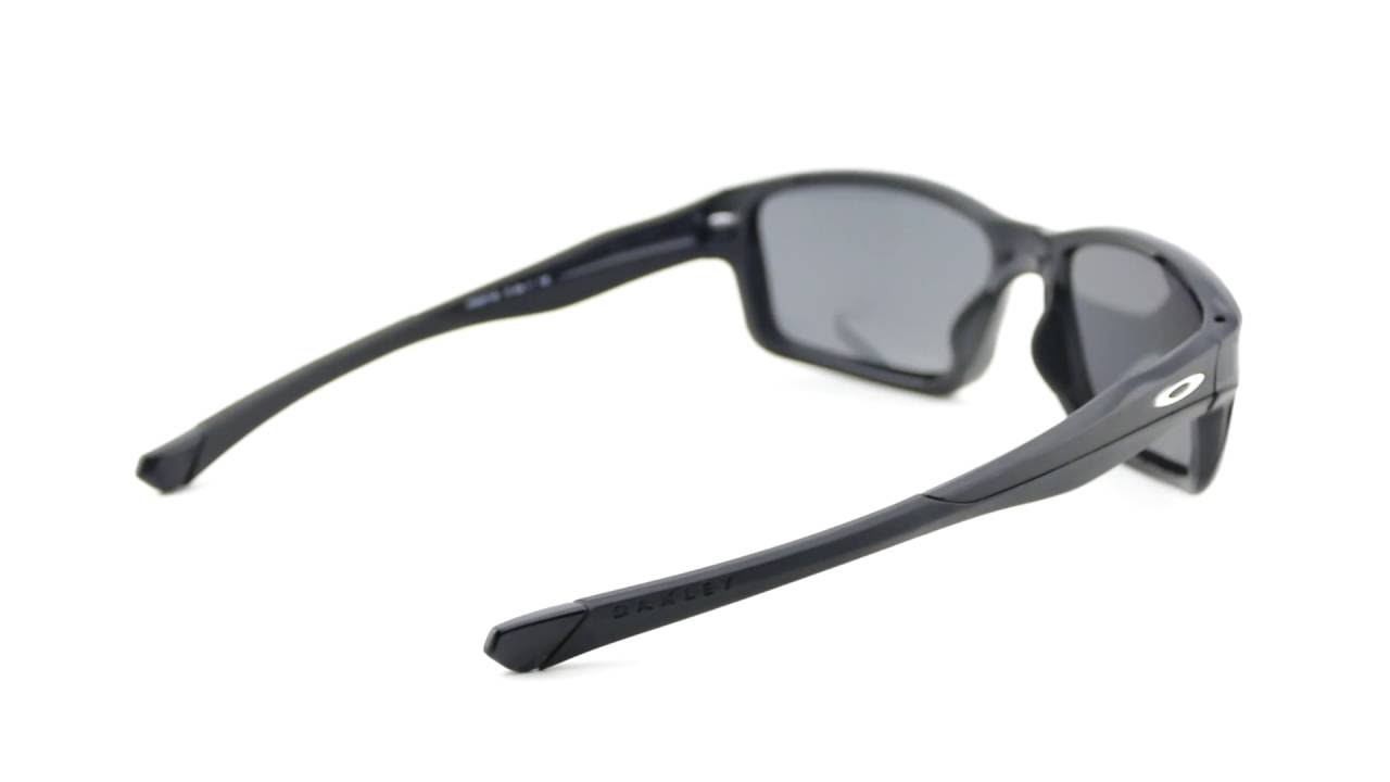 af8f1dd4c6 Oakley Fives Squared Polished Black Grey-OO9238-04 - YouTube